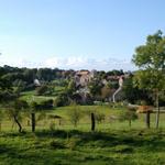 Landschapsfoto Montceau-et-Echarnant