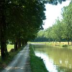 Het kanaal van Bourgondië