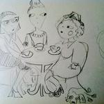 Drei schräge Tanten - sketch 2