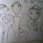 Drei schräge Tanten - sketch 3