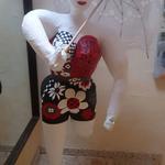 Nana mit Schirm 2017