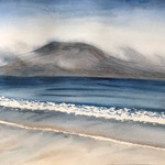 2018, Luscentyre Beach (3), Harris, Outer Hebrides