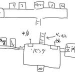 むらさきが春太郎に送った館の見取り図