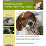 Companion Animal Skeletal/Tissue X-Ray Imaging