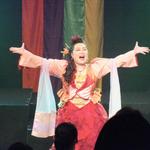 鵜野讃良皇女(のちの持統天皇)