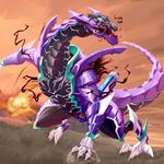 【仮面ライダービルド】より、仮面ライダーローグ ドラゴン化