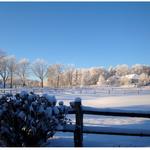 Auch im Winter eine Traumlandschaft.