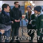 Ep 101 - Carpe Diem - Life ist short.