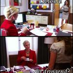 Ep208 - B: Helena! H: That urgent?