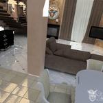 Гостиная в таун хаусе в стиле арт деко от частного дизайнера по интерьерам