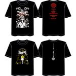 筋肉少女帯ライブTシャツイラスト 2012~