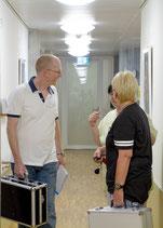 Mobile Zahn Medizin Basel im Altersheim