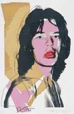 No. 1 from Mick Jagger 1975