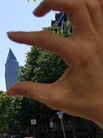 Die unsichtbare Hand - alles im Griff