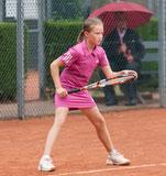Tennis foto Zoe Gubbels en opa