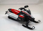 moto-neige Yamaha FX Nytro RTX New Ray