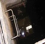 ▲ビル汚水槽