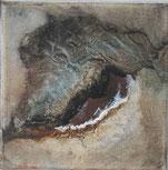 Nr. 2009-HO-003: 15x 15 cm, Acryl auf Leinwand