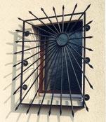 Fenstergitter Metallbau Eisen