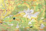Wanderkarte Kaisertal