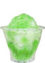 メロンかき氷