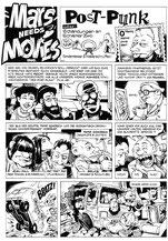 Ein Comic von Frans Stummer