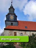"Fotograf: © Ulli1105; ""Kirche von Werningerode""; Quelle: de.wikipedia.org"