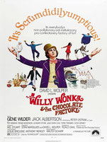 Willy Wonka e a fábrica de chocolate (1971)