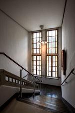 旧事務本館内部