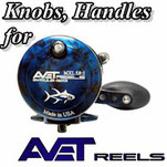 Knobs & Handles for Avet Reels