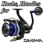 Knobs & Handles for Daiwa Reels