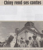 L'Avenir du Luxembourg en juillet 1997
