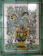 """""""Floral Orient"""" Art.-Nr.: PN-137, 70x56cm"""