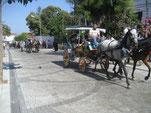 Reger Verkehr auf Büyükada (Prinzeninseln)