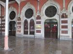 Sirkeci - Gleis 1 beherbergt ein kleines, feines Museum!