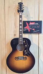 Sigma GJA SG 200, Westerngitarre, Sigma Musik Fabiani Guitars, 75365 Calw, Baden Baden, Rastet, Karlsruhe, Pforzheim, Stuttgart, Ditzingen, Weil im Dorf, Tübingen