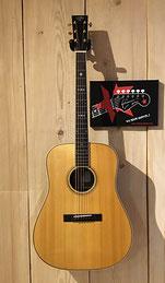 Larson Bros. Vintage 1900 D2,  Westerngitarre, Handmade in France, Musikhaus Fabiani Guitars Tübingen, Horb am Neckar, Herrenberg, Leonberg, Stuttgart und Esslingen