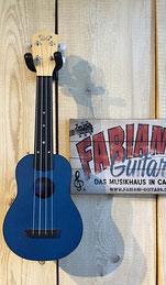 Alic DMJB Sopran- Ukulele in  blau, Hawaii Ukulele, Music Store & more 75229 Nagold, 75365 Calw