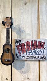 Koki´o  iUke Sopranino,  Mini Hawaii Ukulele, Music Store - Fabiani Guitars 75365 Calw
