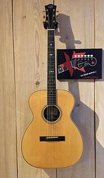 Larson Bros Vintage 1900 OM2 Westerngitarre, Musikhaus Musik Fabiani Guitars Calw für Nagold, Herrenberg, Horb am Neckar, Tübingen und Stuttgart