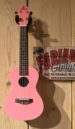Koki´o Palau Concert, Ukulele Pink, Konzertukulele, Hawai Ukulele, 75365 Calw