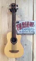 Lag Ukulelen - Tiki Uku Hawaii, Fabiani Guitars 75365 Calw