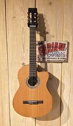 Sigma CMC STE, Konzertgitarre, Cutaway, Tonabnehmer
