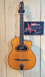 Gitane D-500,  Django Rheinhardt, Western- Gitarre, Fabiani Guitars - Musikhaus für 75365 Calw, Tübingen,  Herrenberg - Stuttgart - Vaihingen