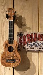 Koki´o Palau Sopran-Ukulele, schöne Hawaii Sopran Ukulele, Music Store - Fabiani Guitars Calw 75365, Nagold, Herrenberg, Weil der Stadt, Stuttgart-Vaihinegen