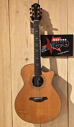 Furch G 23 CR CUT, Beste elektrische Westerngitarre + Cutaway, Tonabnehmer Pickups-System, Fabiani Guitars Musikhaus für Tübingen, Horb am Neckar, Nagold, Herrenberg und 75365 Calw
