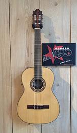 Kirkland MD Dreiviertel Größe - Kinderkonzertgitarre, Dreiviertel Kindergitarren, Konzertgitarre 3/4, klein Akustikgitarren, Calw, Schömberg, Calmbach, Bad Wildbad