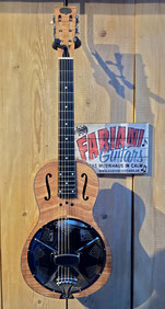 Paramount Little Wing TG Resonator-Gitarre, Musik Fabiani Guitars 75365 Calw, Stuttgart, Pforzheim, Karlsruhe, Baden Baden, Freiburg