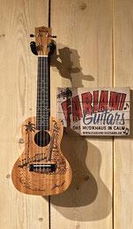 Koki´o Palau  Concert- Ukulele, Konzertukulele, Hawaii Ukulele, 75365 Calw