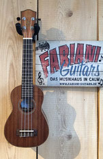Moana UK 150 DXG Sopran-Ukulele, Musik Fabiani Guitars Calw, Pforzheim, Tiefenbronn, Weil der Stadt, Renningen